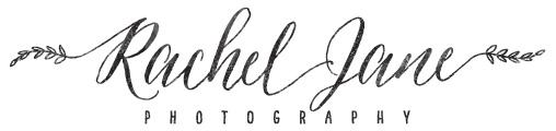 Rachel Jane Photography logo